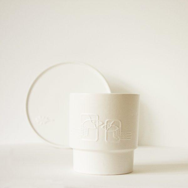 Tableware, Luxury gift, Bird Mug, Ping & Moos