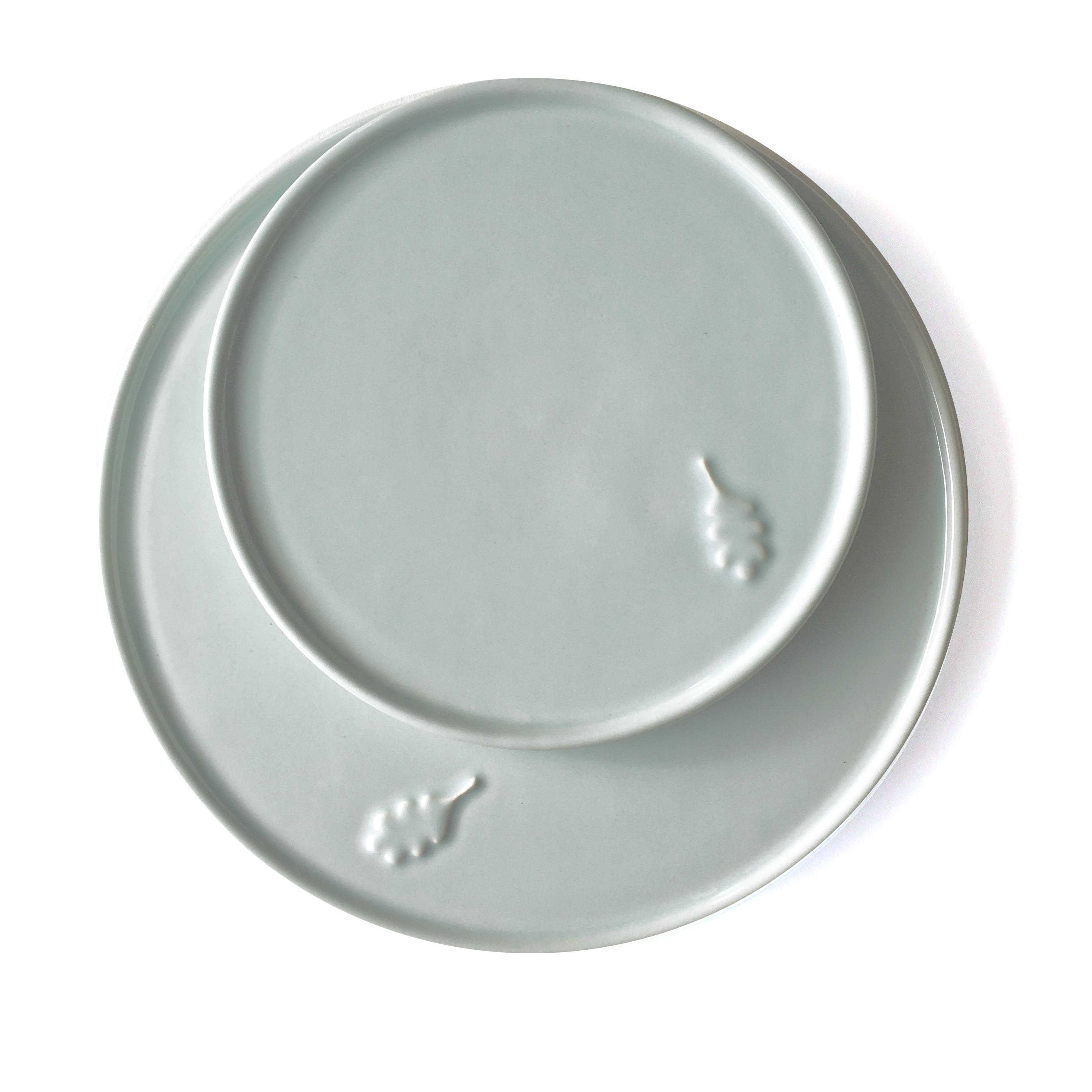 Breakfast plate, ceramics, nature, abitofnature, Ping & Moos