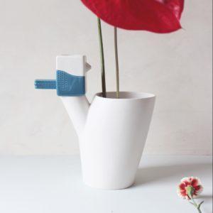 Treetop & Bird, Dutch Design, Ping & Moos, Boomtop & Vogel, Vaas & Gieter
