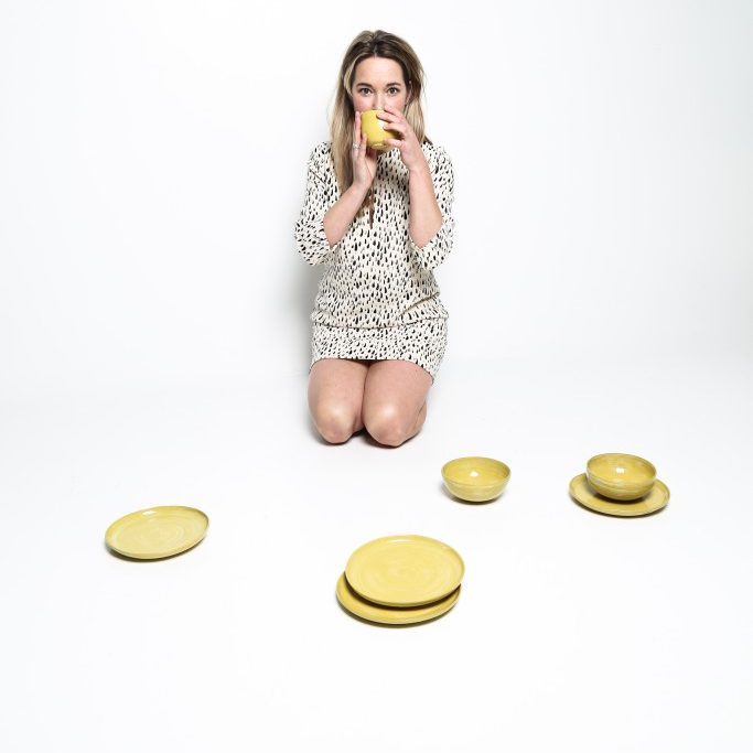 Dutch designer Inge Stevens / Ping & Moos